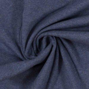 Bündchen dunkelblau melange