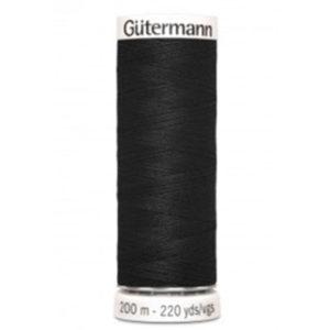Gütermann Allesnäher 200 m schwarz 000