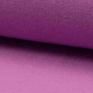 Bündchenstoff Schlauch lila