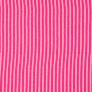 Bündchenstoff Schlauch rosa pink gestreift