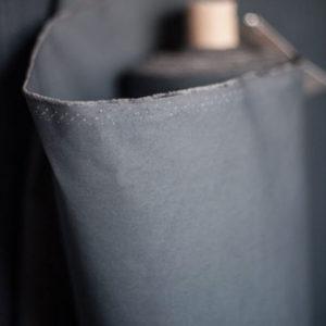 Dry oilskin - Merchant & Mills grau