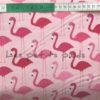 Baumwolle - Robert Kaufman Flamingo pink / rosa
