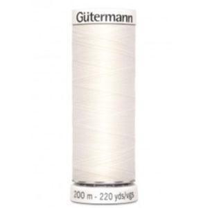 Gütermann Allesnäher 200 m natur 111