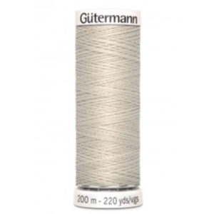 Gütermann Allesnäher 200 m hellbeige 299