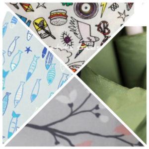 beschichtete Baumwolle / Oilskin / Kunstleder