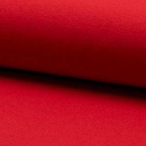 Jersey Baumwolle - uni rot
