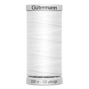 Gütermann Extra stark 100m - weiss 800