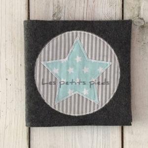 CD Hülle - mint Sterne