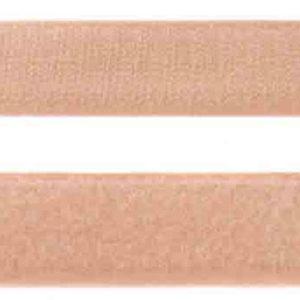 Klettband caramel 25 mm