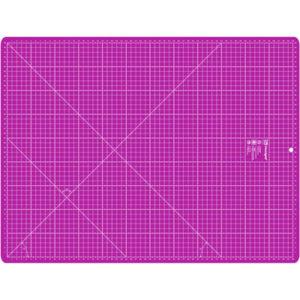 PRYM 611467 Schneidematte pink 45x90