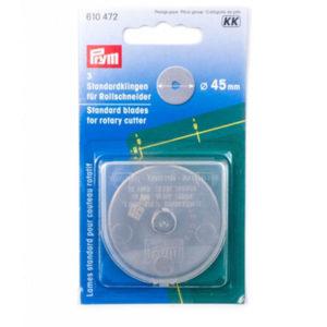 Prym Ersatzklingen 45 mm 610472