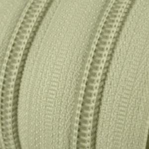 Reissverschluss 5 mm lindgrün