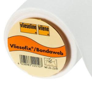 Vliesofix - zweiseitig aufbügelbar - transparent