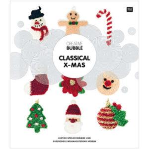 """Anleitung """"Classical X-Mas"""" Creative Bubble"""