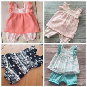 ebook babydoll mit shorts