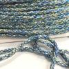 Kordel blau / lime 8 mm