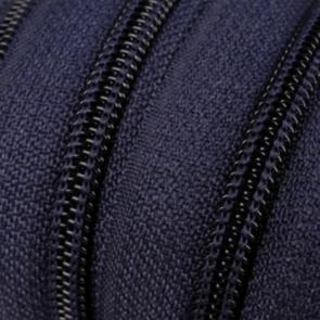Reissverschluss 5 mm nachtblau