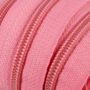 Reissverschluss rosa 5 mm- 141