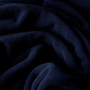 Microfleece - antipeeling - dunkelblau