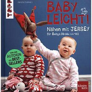 Nähen mit Jersey - Babyleicht von Klimperklein