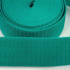 Gurtband 30 mm - grün