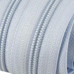 Reissverschluss 5 mm - hellblau