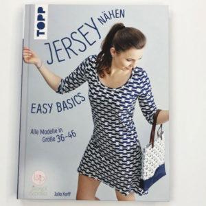 Jersey nähen easy basics- Topp Verlag