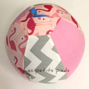 Ballonhülle Flamingo