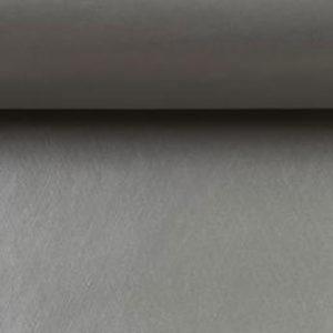 Kunstleder - silber metallic
