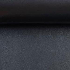 Kunstleder - rauchgrau metallic