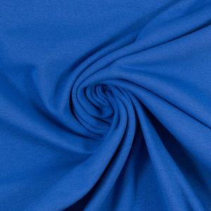 Bündchenstoff - Schlauch royalblau