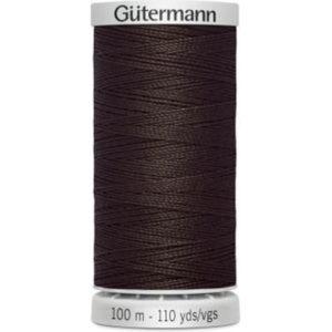 Gütermann Extra stark 100m - dunkelbraun 696