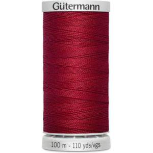 Gütermann Extra stark 100m - rot 046