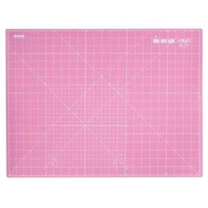 Schneideunterlage 45 x 60 cm rosa