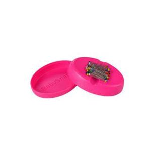 Magnet Nadelkissen inkl Stecknadeln - pink