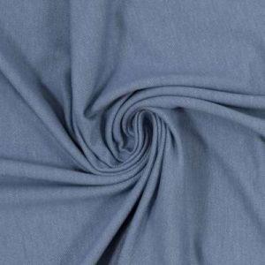 Jeansjersey Baumwolle - hellblau