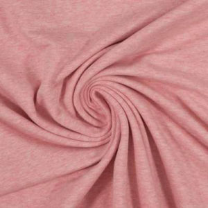 Sommersweat - Maike - rosa melange