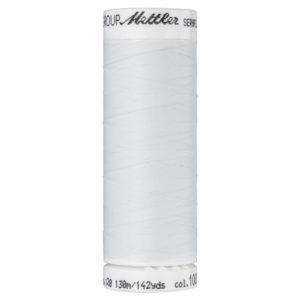 Mettler Seraflex elastisches Garn 130 m - offwhite 1000