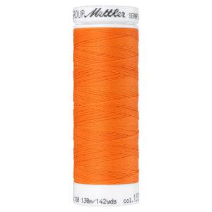 Mettler Seraflex elastisches Garn 130 m - orange 1335