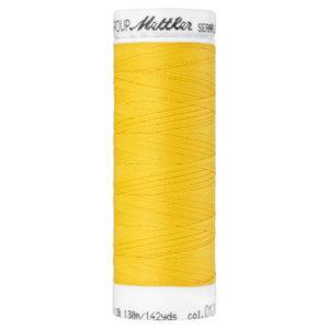 Mettler Seraflex elastisches Garn 130 m - sonnengelb 0120