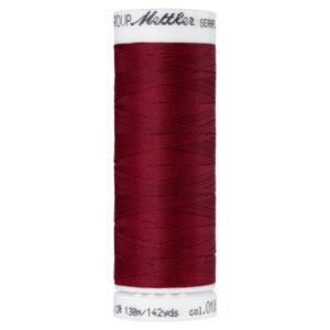 Mettler Seraflex elastisches Garn 130 m - bordeaux 0106