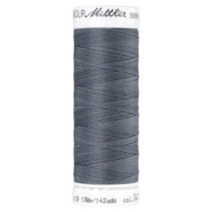 Mettler Seraflex elastisches Garn 130 m - dunkelgrau 0451