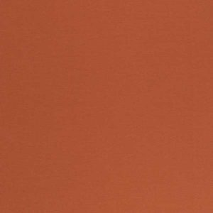 Bündchenstoff - Schlauch terracotta