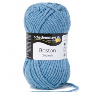 Boston Schachenmayer - taubenblau 155