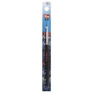 Prym Wollhäkelnadeln Soft-Griff - 14cm - 5,00mm