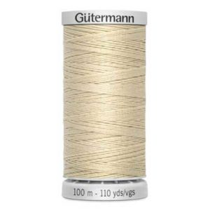 Gütermann Extra stark 100m - natur 414