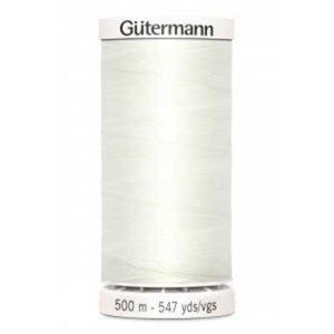 Gütermann Allesnäher 500 m - natur 111