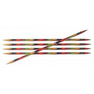 KnitPro Symfonie Nadelspiel 15 cm - 5 mm