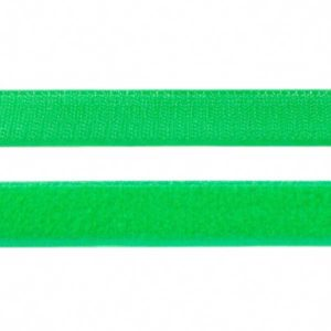 Klettband grün 25 mm
