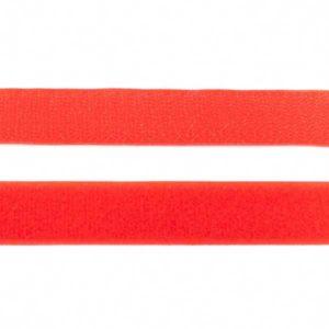 Klettband rot 25 mm
